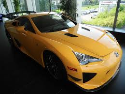 Would You Pay $7 Million For A Lexus LFA Nurburgring Edition?