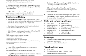 Excellent Resumes Excellent Ideas Best Resume 13 The 25 Ideas