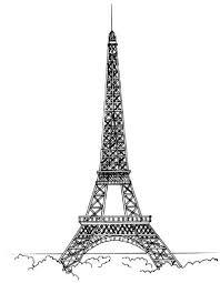 Jak Nakreslit Eiffelovu Věž V Tužce