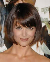 Superb Bob Haircut With Side Fringe Exactly Inspiration Article