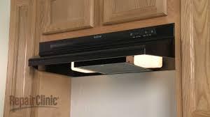 Retro Range Hood Nutone Range Vent Hood Disassembly Vent Hood Repair Help Youtube