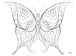 Butterfly Coloring Page Butterfly Colouring Pages For Preschoolers