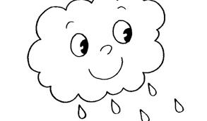 Pioggia Disegno Da Colorare Migliori Pagine Da Colorare