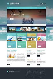 Travel Templates Travel Agency Responsive Wordpress Theme 51349