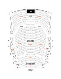 Mahaffey Seating Chart Seating Chart Of The Two Levels Of The 2 031 Seat Mahaffey
