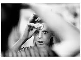 david bowie makeup close up united kingdom tour 1973