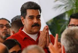 venezuela s president nicolas maduro gestures to supporters last month during a ceremony formalizing his candidacy for
