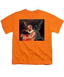 Tribute to Kobe and Gigi Youth T-Shirt ...