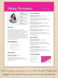 Resume Examples 2016 Cool 60 Resume Samples