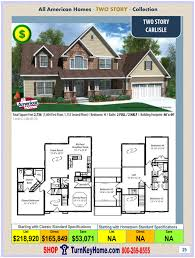 >carlisle all american modular home two story collection plan price  carlisle all american modular home two story collection plan price floor showy home all homes two story plan price p25