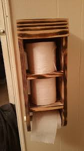 trend towel stand wood bathroom accessories model is like diy pallet toilet paper roll organizer