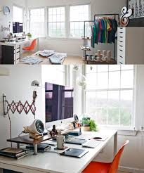 Fashion Forward Home Office