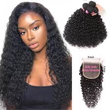 18 Inch Hair Chart Unice Hair Icenu Series Brazilian Virgin Curly Hair 4 Bundles Weft With Transparent Hair Closure 5 5 Undetectable Swiss Lace Closure