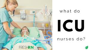 Chart Checks Nursing What Do Icu Nurses Do Freshrn