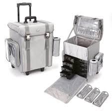 White Makeup Organizer Makeup Storage Professional Makeup Cases Andizers