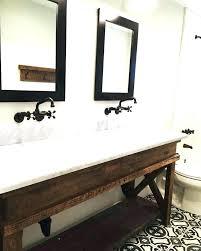 custom built bathroom vanity brilliant remarkable vanity ideas custom made reclaimed barn wood bath vanity custom