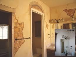 paint a fake brick wall | Treatments - CK Paints | Custom Hand Painted Wall  Treatments