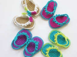 Free Crochet Patterns For Baby Sandals Best Inspiration Ideas