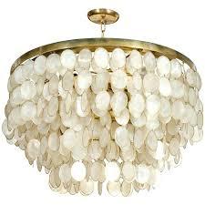 capiz shell chandelier captivating shell chandelier d e s i g n d i y capiz shell rectangular chandelier