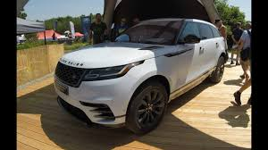 2018 land rover velar white. unique velar range rover velar 250 rdynamic se  yulong white colour new model 2017  walkaround  interior in 2018 land rover velar white