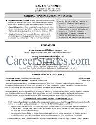 Gallery Of Teacher Resume Sample Examples Of Teacher Resume Pre
