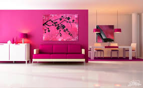 Small Picture Modern Pink Living Room Design Real House Design Living Room