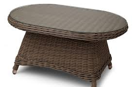 modern patio and furniture medium size round wicker patio furniture awesome outdoor coffee table with alcee