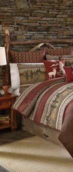 Log Cabin Bedroom Decorating 17 Best Ideas About Log Cabin Bedrooms On Pinterest Log Cabin