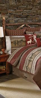 Lodge Style Bedroom Furniture 17 Best Ideas About Log Cabin Bedrooms On Pinterest Log Cabin