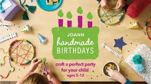 craft a perfect party for your child ages 5 to 12
