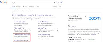 Choose the zoom for meetings option and it will detect your operating system and download the appropriate file. Download Install And Setup Zoom In Windows 10 Avoiderrors