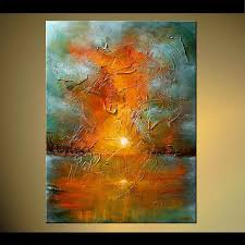 modern painting best of painting sundhine abstract landscape painting 5707