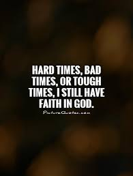 Faith In God Quotes