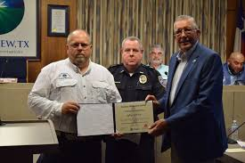 Stalcup recognized for completing FEMA Emergency Management Institute -  Plainview Herald