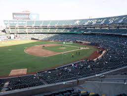 Oakland Coliseum Interactive Seating Chart Ringcentral Coliseum Section 226 Seat Views Seatgeek