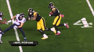 Maurkice Pouncey Highlights Steelers ...