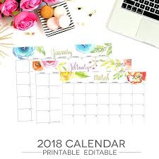 Calendar Printable Free Page No Download Perpetual – Willconway.co