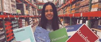 student accepted into ivy league schools after penning essay student accepted into 5 ivy league schools after costco essay
