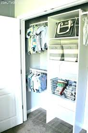 baby girl closet ideas room organization nursery ordinary boy