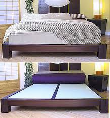 king platform bed frame japanese. Exellent Japanese To King Platform Bed Frame Japanese TatamiRoomcom