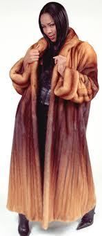 plus size mink coats
