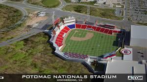 Nationals Baseball Seating Chart Potomac Nationals Announce New Stadium Plans