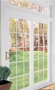 doors captivating french sliding glass doors 4 panel sliding glass door with garden and vas