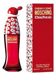 <b>Moschino Chic Petals Moschino</b> купить элитные духи для женщин ...