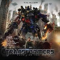 <b>OST</b> - <b>Transformers: Dark</b> Of The Moon - The Album (Brown Vinyl ...