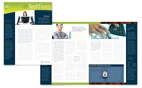 Free Newsletter Layout Templates Fascinating Sample Newsletter Format Free Templates Newsletters Examples Dentist