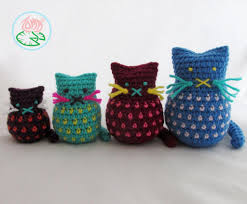 Free Crochet Cat Patterns Gorgeous 48 Purrfectly Plush Crochet Cat Patterns Craftsy