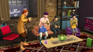 apartments in the sims 4 city living
