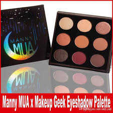 hot new manny mua x makeup geek eyeshadow palette le bnib eyeshadow dhl eye makeup for green eyes eye makeup styles from alltony all 2 57 dhgate