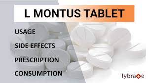 L Montus Tablet: Uses, Side Effects, Substitutes, Dosage, Composition &  More